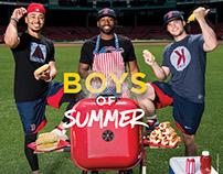2017 Third Edition Red Sox Magazine.