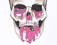 Skull illustrations.