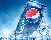 Pepsi - Refreshing until the last drop