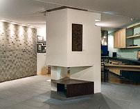 Appartamento da esposizione Exhibition apartment