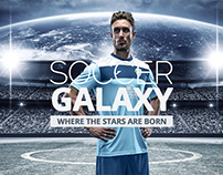 Soccer Galaxy Website (WIP)