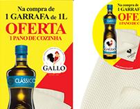 Promoção GALLO Mercado informal Angola