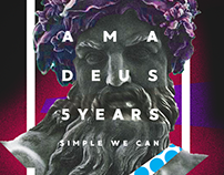 • AMADEUS - Poster Design •