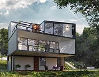 Casa en el Bosque / 2018