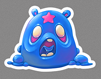 characters, stickers