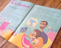 Storytime Magazine - 'Baby Elephant'