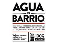 Agua de Barrio