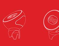 Branding & User Experience Design - Algo Smart Device