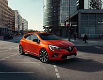 New Renault CLIO - CGI