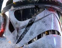 Stormtrooper Fan art Oscar Ulloa