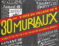 Fête du village de Muriaux 2016