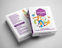 Utture - Packaging and KeyVisual