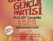 PATY TİCKET/POSTER