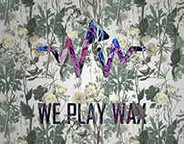 We Play Wax Podcast Covers (Ongoing Work)