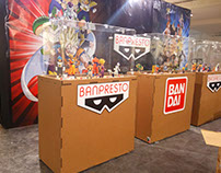 Bandai\Banpresto showcase