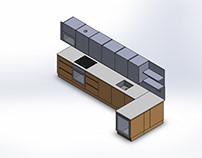 Furniture Modeling & Rendering