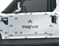 Maghost Rebranding - Domain Name Registrar