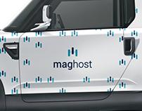 Maghost Rebranding - Domain Name Registrar