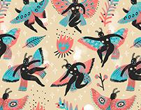 Moth Women