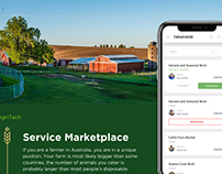 P2P Service Marketplace