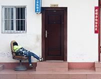 China Street Scenes