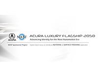 ACURA Luxury Flagship 2050