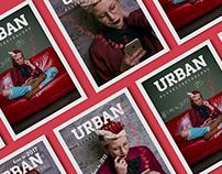 cover magazine - URBAN