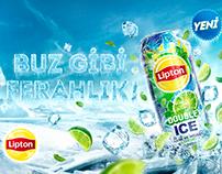 Lipton Ice Tea - Buz gibi ferahlık
