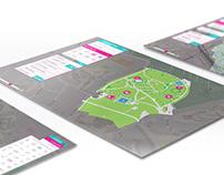 Greenkeeper Branding & Platform UI