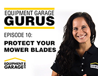 Videos: Equipment Garage Gurus