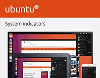 Ubuntu System Indicators