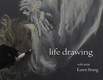 Life Drawing with Karen Strang