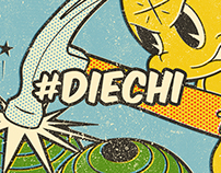 #DIECHI (epilepsy warning: flashing lights)