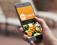 EATABLE: Food Delivery app