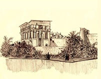 Philae Temple, Aswan: Interpretation Concept