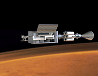 IN-space transportation, infrastructure and logistics