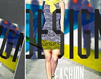 FIDM Magazine Ad - Concept