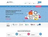 Altis - Professional Hosting WordPress Theme