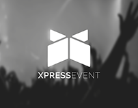 XpressEvent | Brand identity & Website