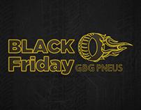 """GBG Pneus - Campanha """"Black Friday"""""""