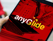 Any Glide - Logo Design