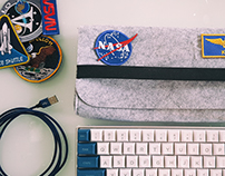 NASA Mission Control Keyboard