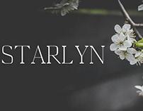 Free Starlyn Serif Font Starlyn - Free Serif Font