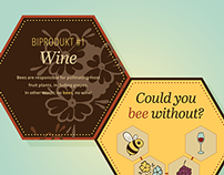 DIY Design Activism: Biprodukt - could you bee without?
