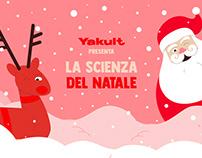 La scienza del Natale - Yakult