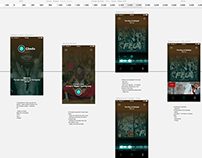 Gbedu - Nigerian RingTone App iOS concept