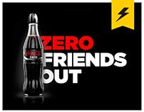Coca-Cola Zero Friends Out