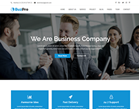 Buzpro – Corporate WordPress Theme