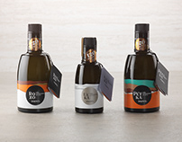 Parovel - oil labels restyling