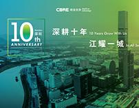 Wuhan & Shenzhen 10th Anniversary